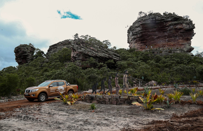Nissan's exploration of the beauty and archaeology of Brazil ends in Bahía 写真・画像