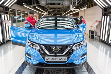 Where Is Nissan Made >> Production Of New Nissan Qashqai Begins In Europe