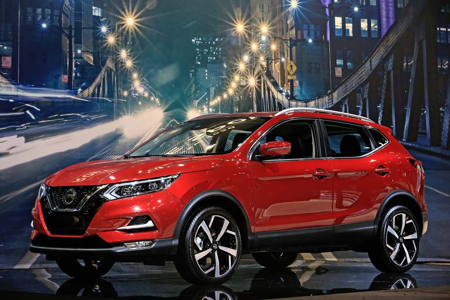 2020 Nissan Rogue Sport Adds New Front End Styling Interior