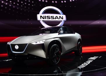 Concept Car Nissan Imx Kuro Au Salon De Geneve