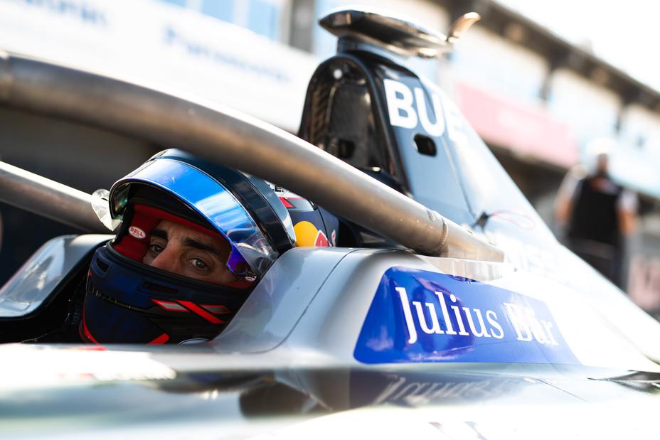 Nissan Edams Continues Progress In Formula E Testing