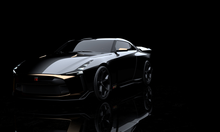 「NISSAN CROSSING」にて「Nissan GT-R50 by Italdesign」を展示