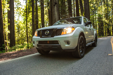 2019 Nissan Frontier Press Kit