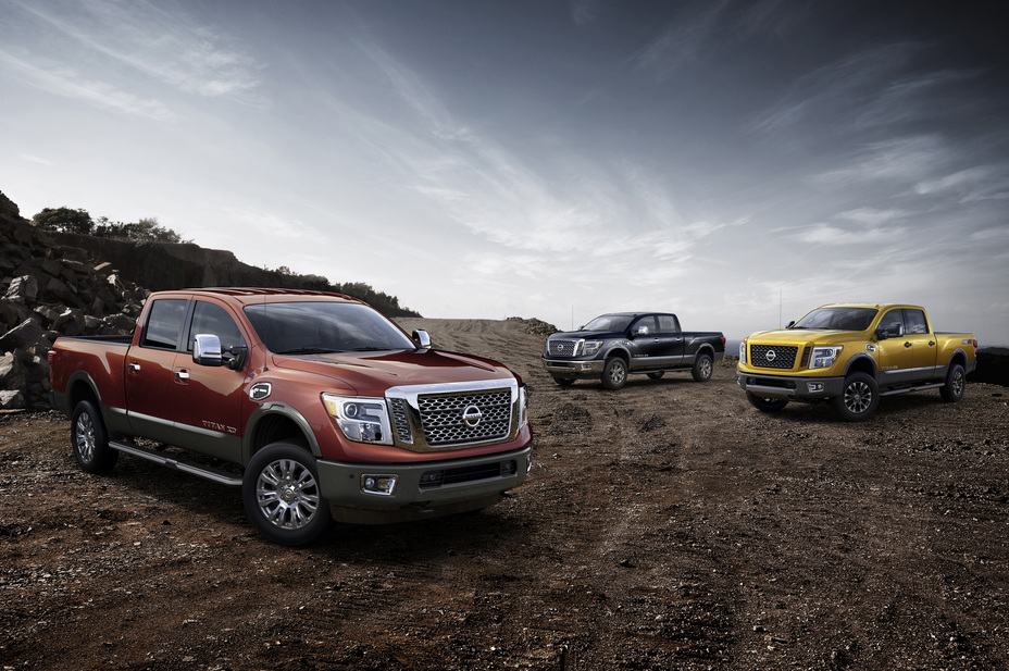 Nissan Announces Canadian Pricing For 2016 TITAN XD