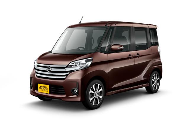 Nissan Reveals the Exterior Design of Nissan DAYZ ROOX ...