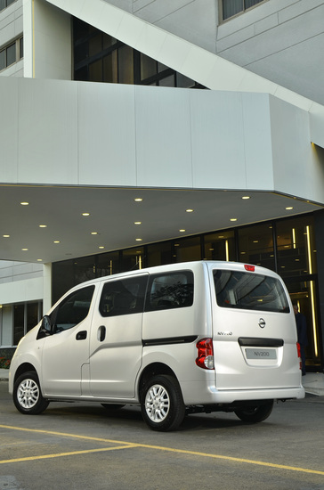 More Is More With New Nissan NV200 Combi
