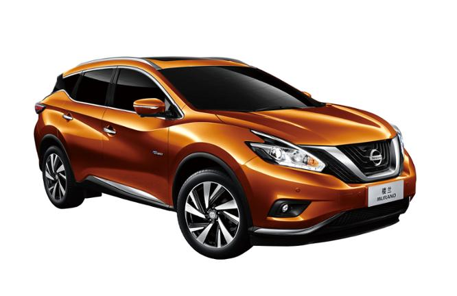 Nissan introduces the all-new Murano to China - Global ...