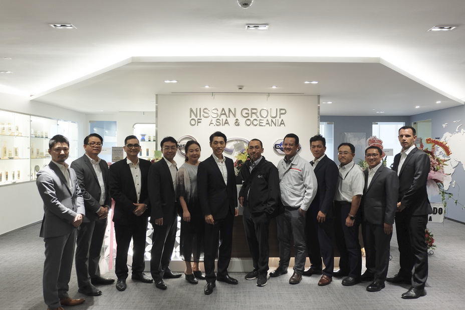 Nissan moves into new Jakarta office