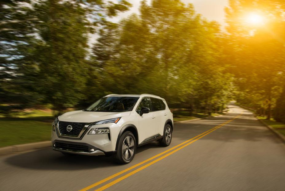 All-new 2021 Rogue sets pace for Nissan's recycling efforts