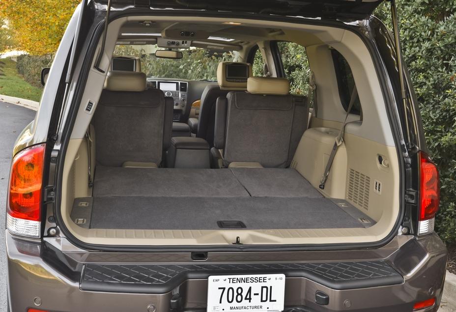 2014 Nissan Armada Press Kit