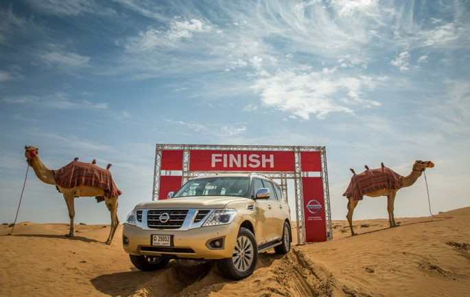 Nissan celebrates wins at the MENA Cristal Awards in the Middle East 写真・画像