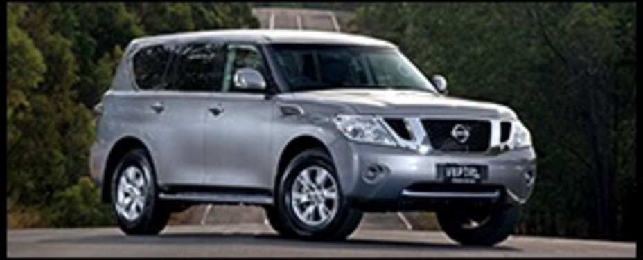 The 2013 all-new Nissan Patrol