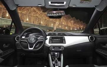 New NissanConnect infotainment system now available in Micra hatchback