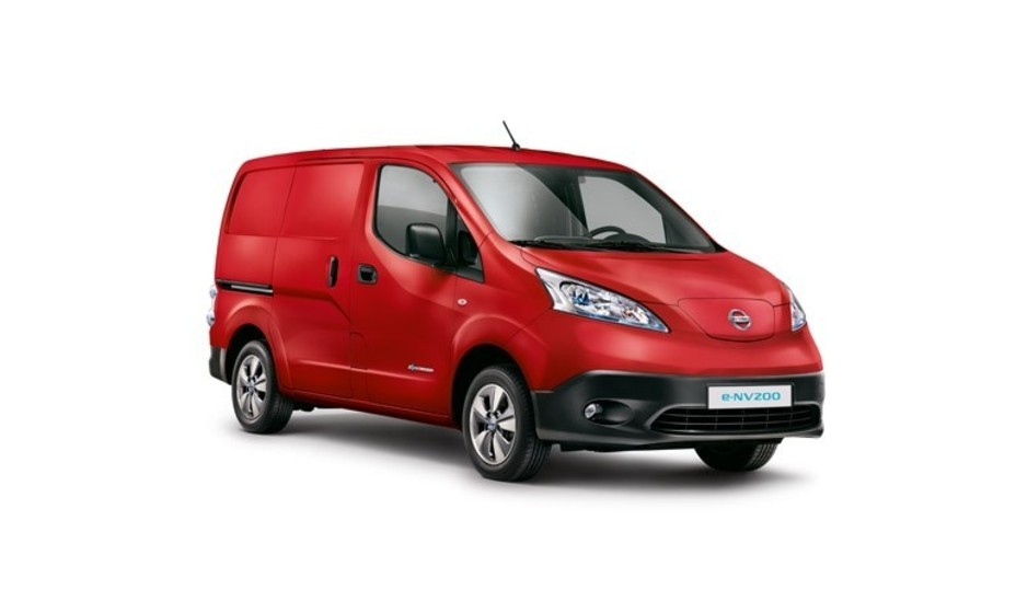 e5fa3129152565 Nissan e-NV200 is Europe s best-selling electric van