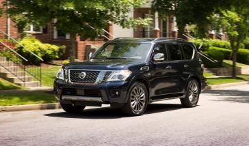 Nissan Announces U S Pricing For 2020 Armada