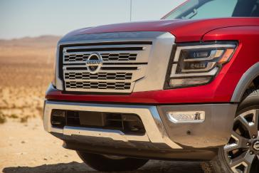 2020 Nissan Titan Delivers Bold Design With More Power And