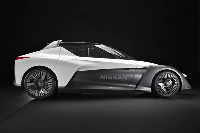 Nissan Intelligent Mobility showcased at Casablanca Motor Show  写真・画像