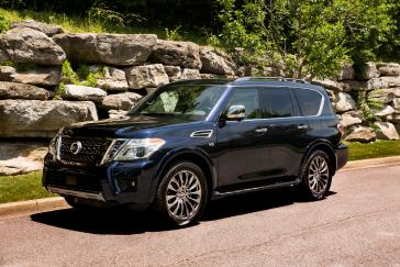 Best Rda 2020.Nissan Announces U S Pricing For 2020 Armada