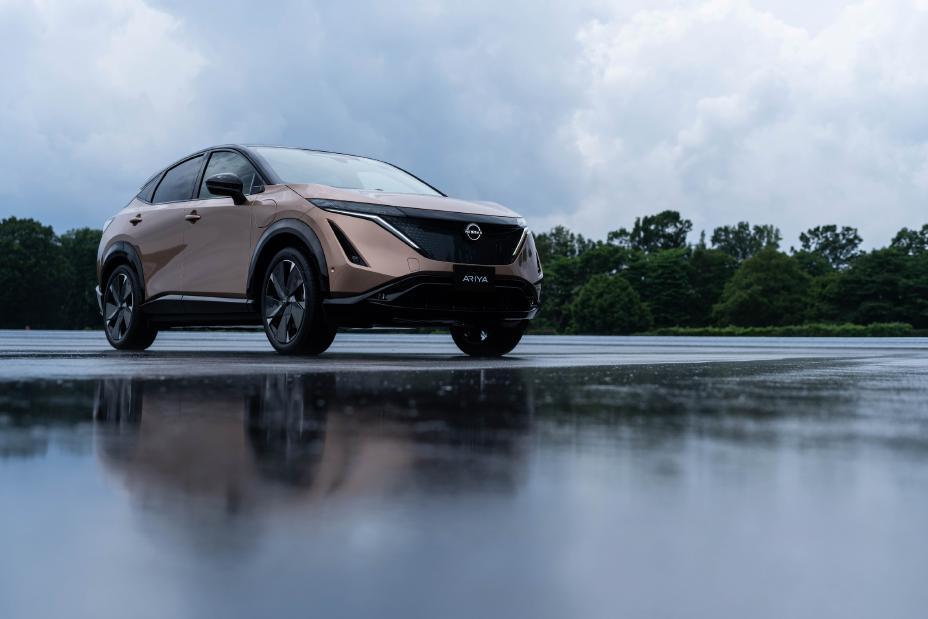 Nissan Ariya Announced