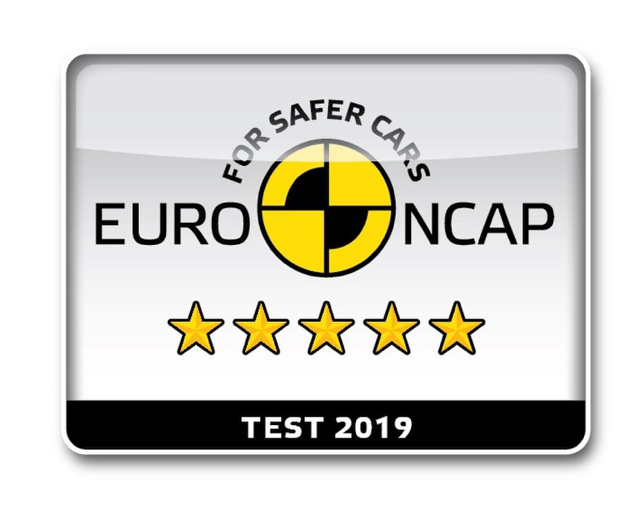 5-star Euro NCAP 2019 safety rating for New Nissan JUKE