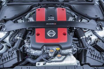 2017 Nissan 370Z NISMO Press kit