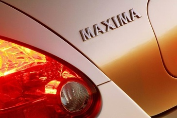 2005 Nissan Maxima Press Kit