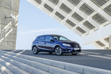 Spacious, stylish and packed with technology – new Nissan