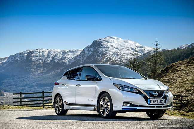 Nissan Intelligent Mobility rewarded at Auto Express New ...