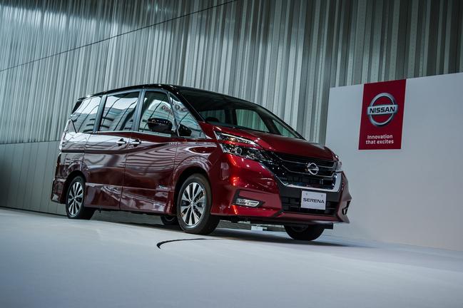 Nissan's new Serena ProPILOT technology makes autonomous ...