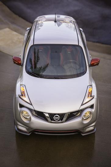 2015 Nissan JUKE NISMO Press Kit