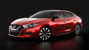 2015 Nissan Maxima >> All New 2016 Nissan Maxima Sports Sedan Confirmed As The