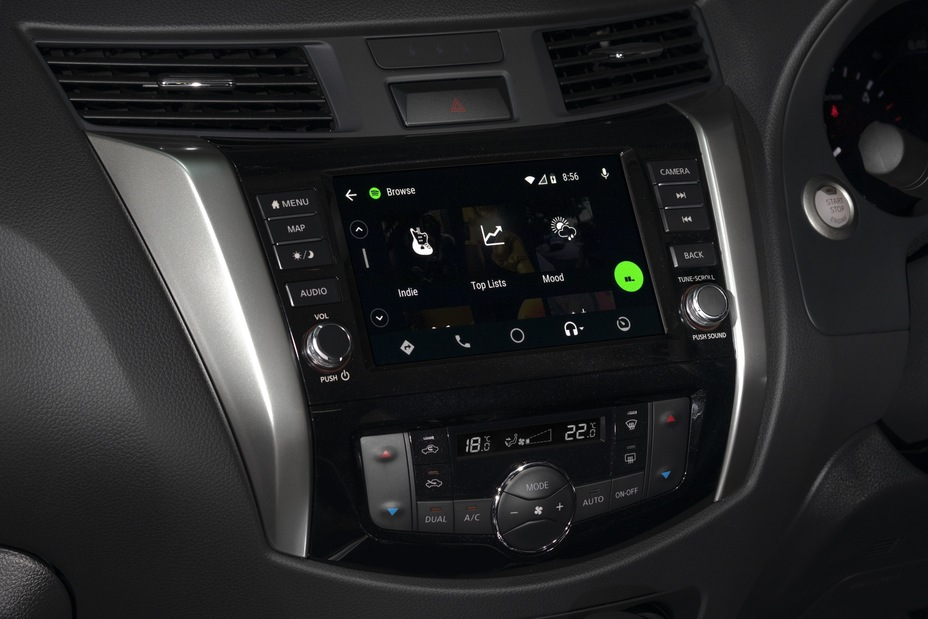 Nissan introduces Apple CarPlay & Android Auto to select