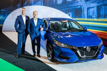 Nissan announces Canadian pricing for the all-new 2020 Sentra