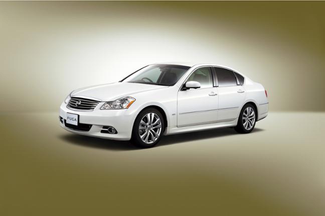 Nissan Releases New Fuga - Global Newsroom
