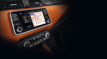 New NissanConnect enhances customer infotainment experience in Micra