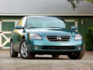 the nissan altima \u2013 a look back at generations 1 to 4Nissan Altima All Years #7