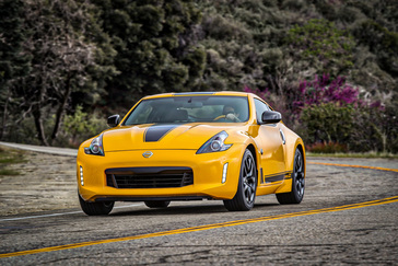 Nissan announces U S  pricing for 2018 370Z Coupe, 370Z