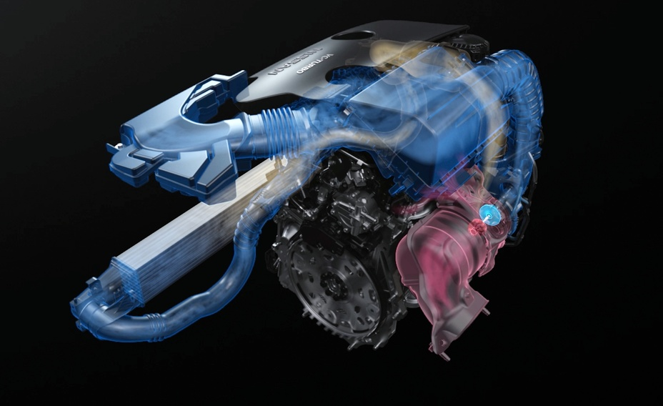Two new engines, including advanced Variable Compression Turbo