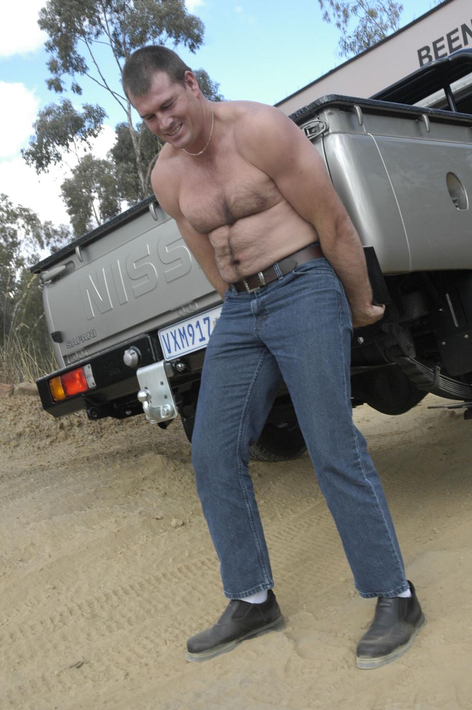 Strong farmer bags a Nissan Patrol Safari for a year