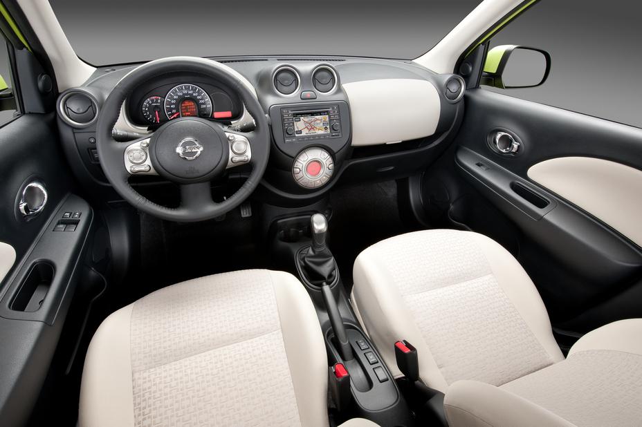 Nissan Figaro del lado del pasajero Faros Buen Estado Original