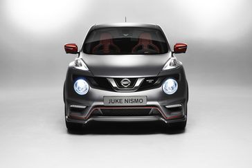 New Nissan Juke Nismo Rs Extreme Excitement As Standard
