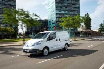 18e437fe84 Nissan e-NV200 Wins The  Green  Category At What Van  Awards 2019