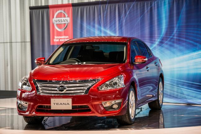 Nissan Releases All-New Teana - Global Newsroom