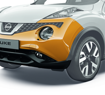Nissan launches innovative painted bumper replacement programme