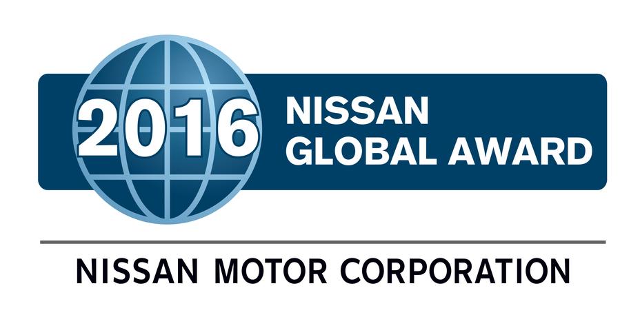 nissan global award 2016: deutsches trio unter den besten nissan