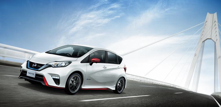 Nissan launches Note e-POWER NISMO
