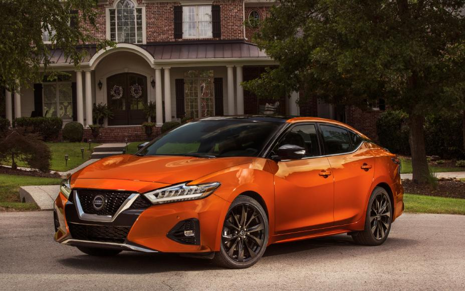 Nissan announces U.S. pricing for 2020 Maxima