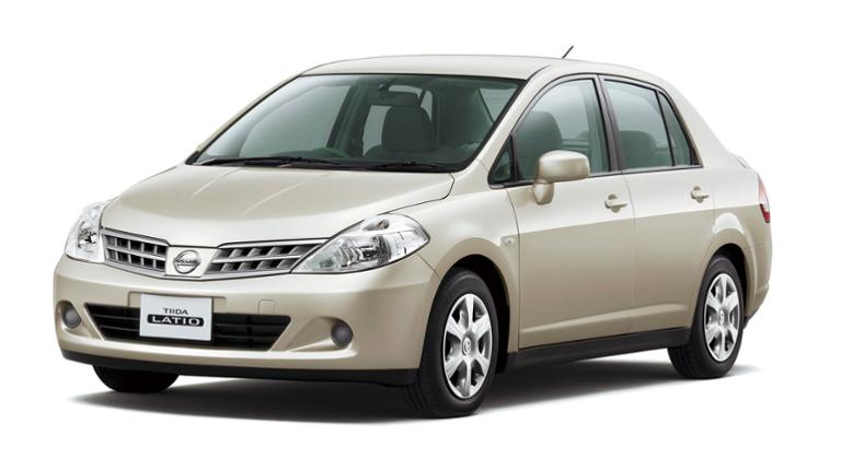 Nissan Releases New Tiida and Tiida Latio Compact Vehicles ...