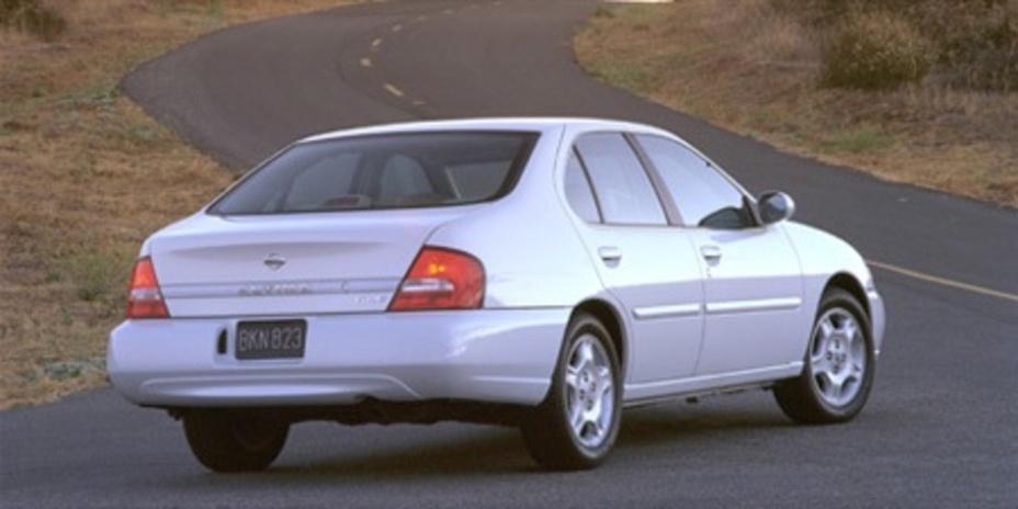 2001 Nissan Altima Gxe >> 2001 Nissan Altima