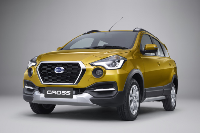 "Datsun CROSS was named ""Best City Car"" at Indonesian Car of the Year"